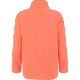 Color Kids Tembing Fleece Jas Kinderen oranje